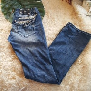 Miss me boot 30 jeans